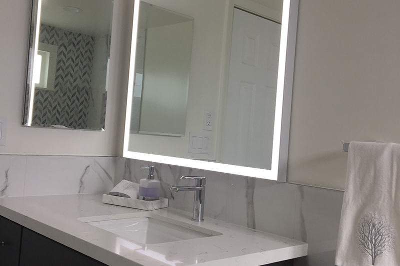 IBmirror Led Mirror Lighted